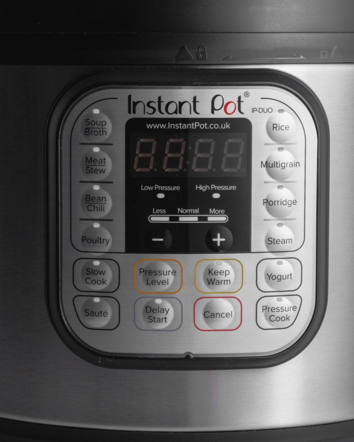 Programme des Instant Pot Duo 60