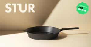 Die STUR-Pfanne auf Kickstarter